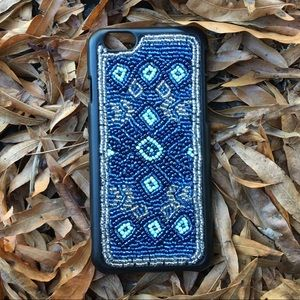 Free People I Phone 6 Cell phone cover